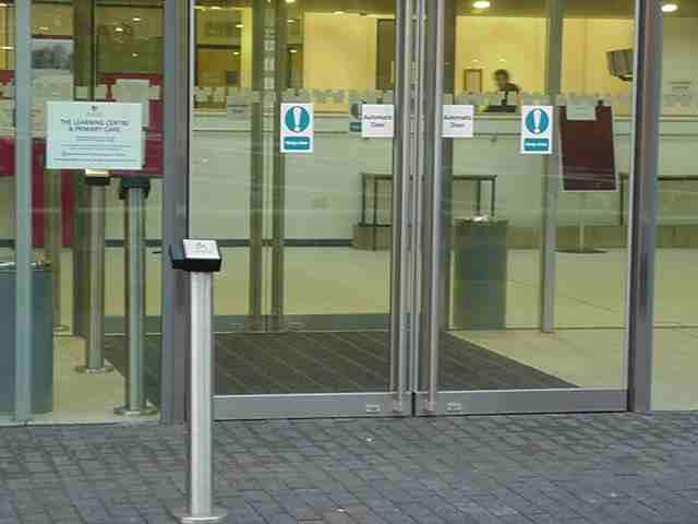 Automatic door 5